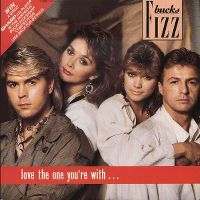 Cover Bucks Fizz - Love The One You're With...