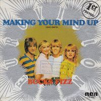 Cover Bucks Fizz - Making Your Mind Up