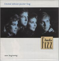 Cover Bucks Fizz - New Beginning (Mamba Seyra)