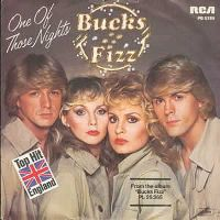 Cover Bucks Fizz - One Of Those Nights