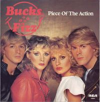 Cover Bucks Fizz - Piece Of The Action