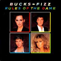 Cover Bucks Fizz - Rules Of The Game