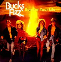 Cover Bucks Fizz - Run For Your Life