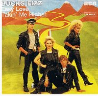 Cover Bucks Fizz - Takin' Me Higher