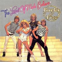 Cover Bucks Fizz - The Land Of Make Believe
