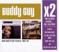 Cover Buddy Guy - Damn Right, I've Got The Blues + Sweet Tea