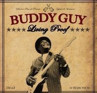 Cover Buddy Guy - Living Proof