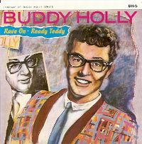 Cover Buddy Holly - Rave On