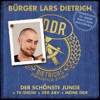 Cover Bürger Lars Dietrich feat. Herzbuben - Der schönste Junge