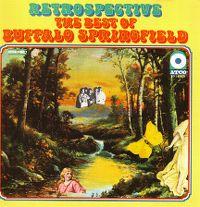Cover Buffalo Springfield - Retrospective