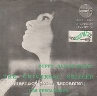 Cover Buffy Sainte-Marie - The Universal Soldier