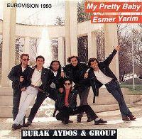 Cover Burak Aydos & Group - Esmer yarim