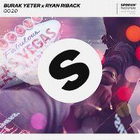 Cover Burak Yeter x Ryan Riback - Go 2.0