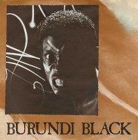 Cover Burundi Steiphenson Black - Burundi Black