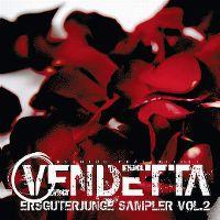 Cover Bushido - Vendetta - Ersguterjunge Sampler Vol. 2