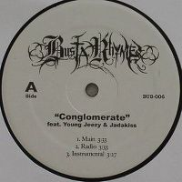Cover Busta Rhymes - Conglomerate