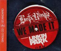 Cover Busta Rhymes feat. Linkin Park - We Made It