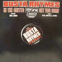 Cover Busta Rhymes feat. Rick James - In The Ghetto