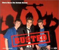 Cover Busted - Hurra hurra die Schule brennt