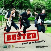 Cover Busted - What I Go To School For