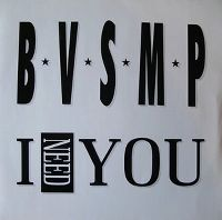 Cover B.V.S.M.P. - I Need You