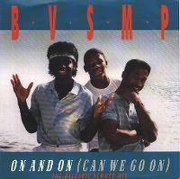 Cover B.V.S.M.P. - On And On (Can We Go On)