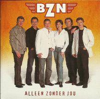 Cover BZN - Alleen zonder jou