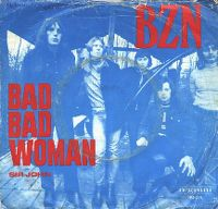 Cover BZN - Bad Bad Woman