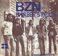 Cover BZN - Barber's Rock