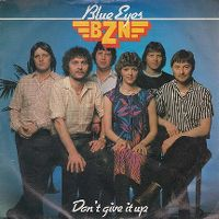 Cover BZN - Blue Eyes