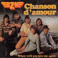 Cover BZN - Chanson d'amour