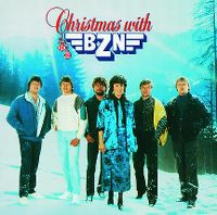 Cover BZN - Christmas With BZN