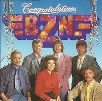 Cover BZN - Congratulations