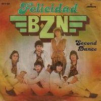 Cover BZN - Felicidad