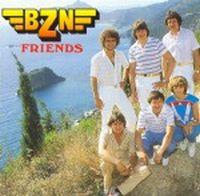Cover BZN - Friends