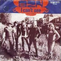 Cover BZN - I Can't See