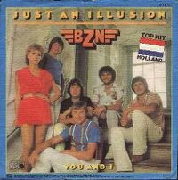 Cover BZN - Just An Illusion