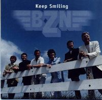 Cover BZN - Keep Smiling