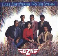 Cover BZN - Lass die Sterne