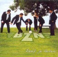 Cover BZN - Leef je leven