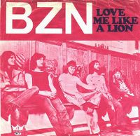Cover BZN - Love Me Like A Lion