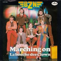 Cover BZN - Marching On