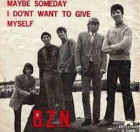 Cover BZN - Maybe Someday