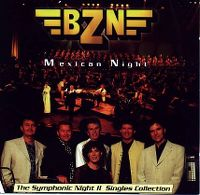 Cover BZN - Mexican Night