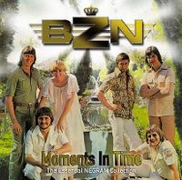 Cover BZN - Moments In Time