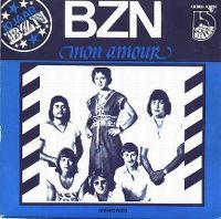 Cover BZN - Mon amour