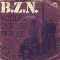 Cover BZN - Mother Can You See Me