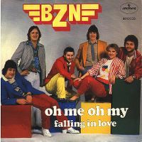 Cover BZN - Oh Me Oh My