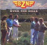 Cover BZN - Over The Hills