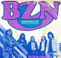 Cover BZN - Riding On